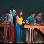Marimba del Ballet Moderno y Folklórico