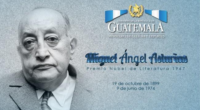 miguel angel asturias Miguel ángel asturias, né à guatemala le 19 octobre 1899 et mort à madrid le 9 juin 1974,  miguel angel asturias portail de la littérature portail du prix.