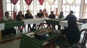 Politicas cultural en Petén
