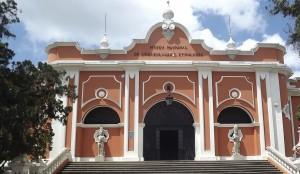museo nacional de arqueologia y etnologia