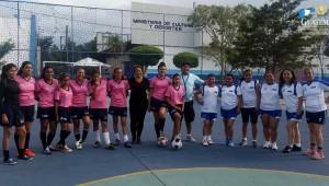 Academia de futbol femenino