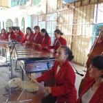 Marimba Femenina de Concierto San Pedro Ayampuc090