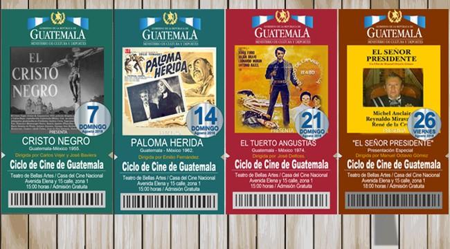 BANNER CICLO DE CINE EN GUATEMANA AGOSTO