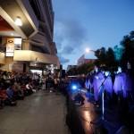 El Coro Nacional de Guatemala alegra a transeúntes en el Paseo de la Sexta