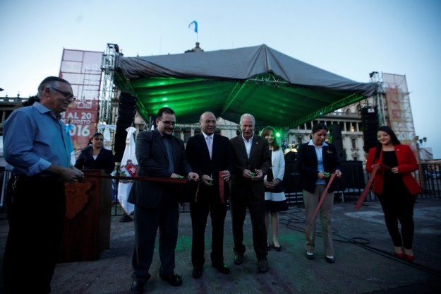 Inauguración Festival del Centro Historico
