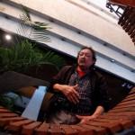 """Los útiles sonoros de Joaquín Orellana se harán escuchar en el Centro Cultural """"Miguel Ángel Asturias"""""""