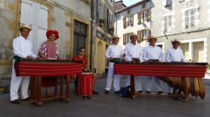Marimba del Ballet Moderno y Folklorico