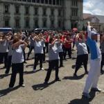 Programa Sustantivo del Viceministerio del Deporte y la Recreación  participa en el Festival del Centro Histórico