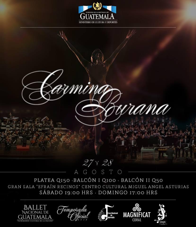 Temporada Ballet Nacional 201612