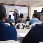Inicia desarrollo de políticas culturales en Santo Domingo Xenacoj