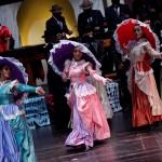 Nostalgia, humor y festejo se combina en el Festival Patrio
