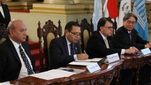 Carta de Entendimiento proyecto Conservación de la Acrópolis No