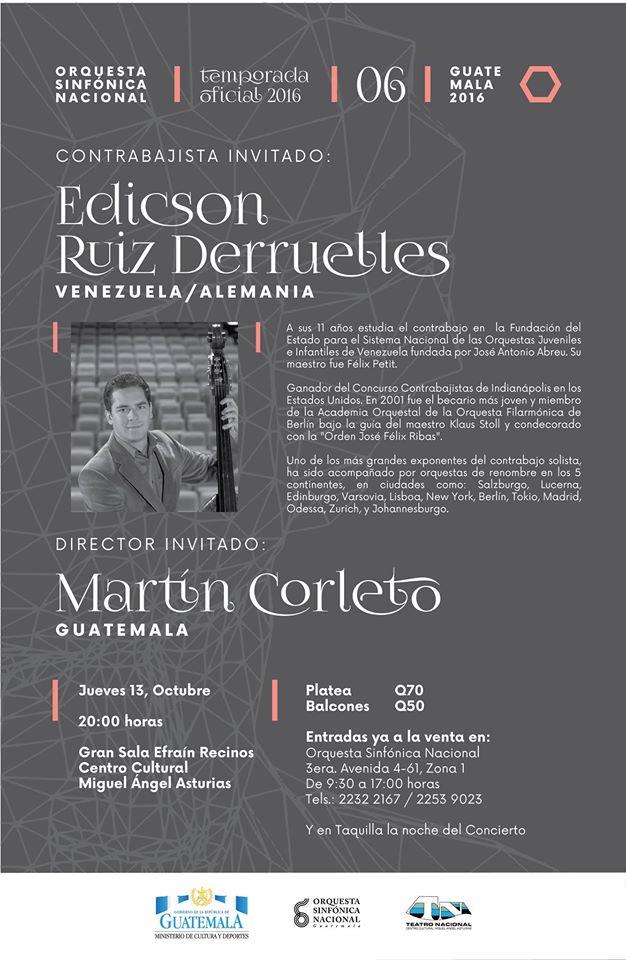 Edicson Ruiz OSN