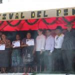 En San Raymundo se celebró el primer Festival del Pinol