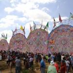 El Festival de Barriletes Gigantes volverá a teñir de colores el cielo de Santiago Sacatepéquez