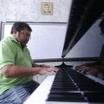 Maestro Vinicio Quezada impartirá taller de piano