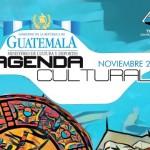 Agenda cultural de actividades del mes de noviembre del Teatro Nacional