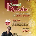 La Orquesta Sinfónica Nacional ofrece su primer concierto navideño a beneficio de los Bomberos Voluntarios
