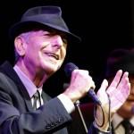 Ministerio de Cultura y Deportes se une al pesar por la muerte de Leonard Cohen, Premio Príncipe de Asturias 2011