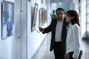 Maestros y alumnos de la ENAP inauguran con exposición