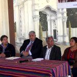 Ministerio de Cultura y Deportes contribuye a la formación de políticas culturales en Santo Domingo Xenacoj