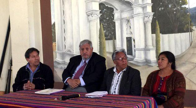 Santo Domingo Xenacoj primer municipio que cuenta con Políticas Culturales Municipales