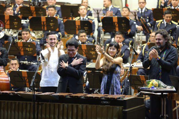 Cierre Primer Festival Internacional de la Marimba