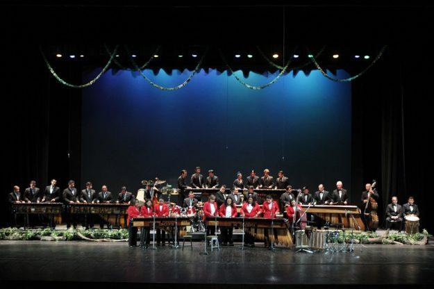 El Día de la Marimba la fiesta será frente al Palacio Nacional de la Cultura