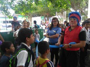 Festival Recreo continúa recorrido el país para llevar alegría a niños4