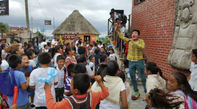 Municipios de Petén reciben al Festival Recreo