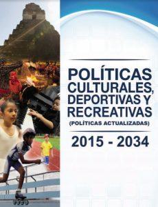Politicas Culturales Deportivas y Recreativas