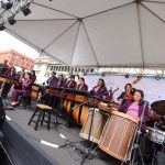 Guatemala celebra con alegría el Día de la Marimba en la Plaza de la Constitución