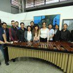 Intérpretes del mundo se reúnen en el Primer Festival Internacional de Marimba
