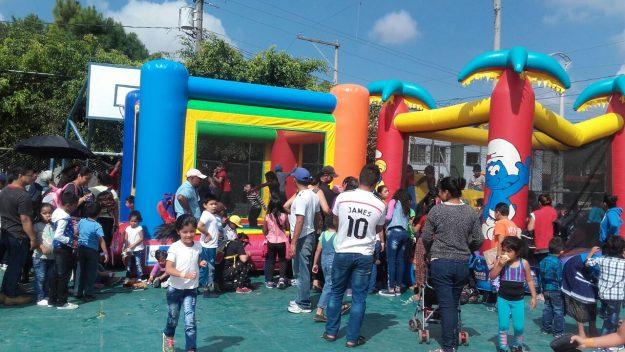 Abren Centro Permanente de Deportes en Santa Elena II
