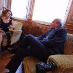Bailarina Ileana Ortega recibe apoyo mcd