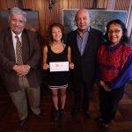 Bailarina Ileana Ortega recibe apoyo mcd 5