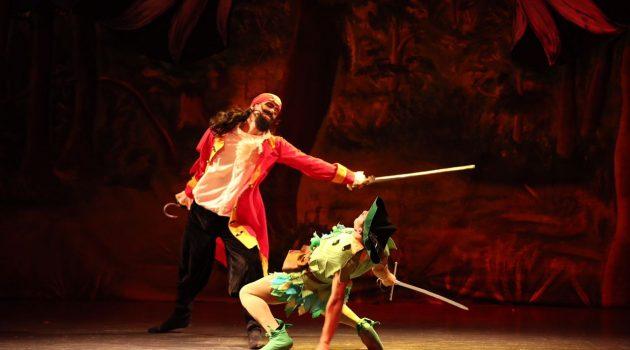 """El Ballet Moderno y Folklórico se traslada al """"País de Nunca Jamás"""""""