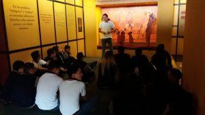 Jóvenes reciben taller sobre el conflicto armado interno_081916
