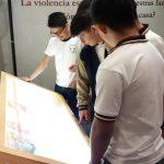 Jóvenes reciben taller sobre el conflicto armado interno_101617