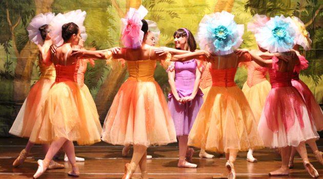 Las aventuras de Alicia en el país de las maravillas, Ballet Nacional