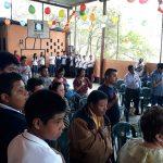 Marimba abre sus puertas en caserío Concepción del Ciprés, San Raymundo