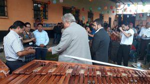 Marimba abre sus puertas en caserío Concepción del Ciprés, San Raymundo6