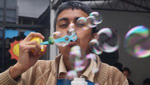 Ministerio de Cultura y Deportes apoya a niños con discapacidad 927