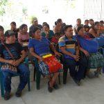 Ministerio realiza conversatorio para revitalización de cultura maya achí_091230