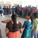 Ministerio realiza conversatorio para revitalización de cultura maya achí_123640