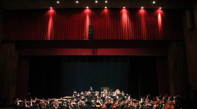 Orquesta Sinfónica Nacional segundo concierto de Temporada