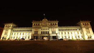 PALACIO NACIONAL DE NOCHE