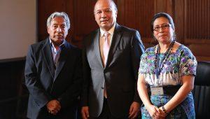 Relevo y reconocimiento de autoridades en la Dirección General de Desarrollo Cultural