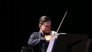 Violinista Álvaro Reyes será el solista invitado de la Orquesta Filarmónica de Honduras 17