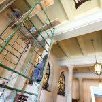 trabajos de restauracion Palacio Nacional 13